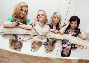 Limerick Celine Sheridan, Iryan di Vito, Stacey Wall, Lucia Poliakovakova1