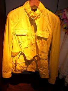 Tommy Hilfiger Soft Leather Jacket