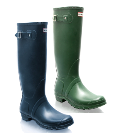 Original Hunter Wellies £55  asos