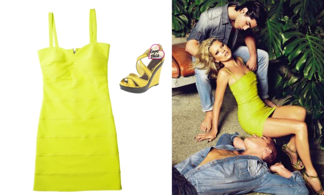 yellow-dress-outfit-ad