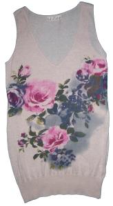 Attic Flower Print Sweater €65 awear