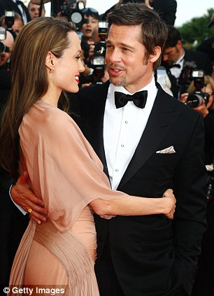 Brad & Angelina Cannes 2009