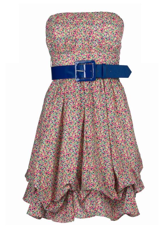 Hanky Hem dress €45 new look
