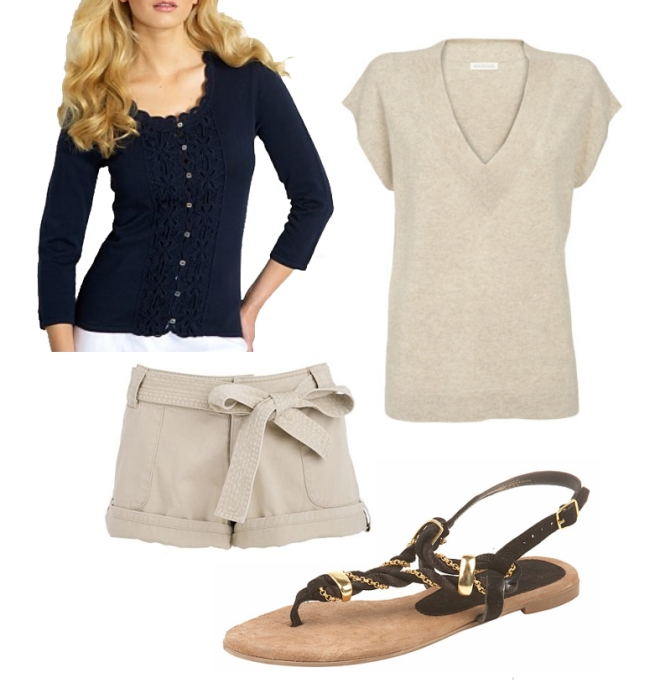 summer fashion shorts