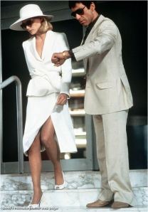Michelle pfeiffer white suit