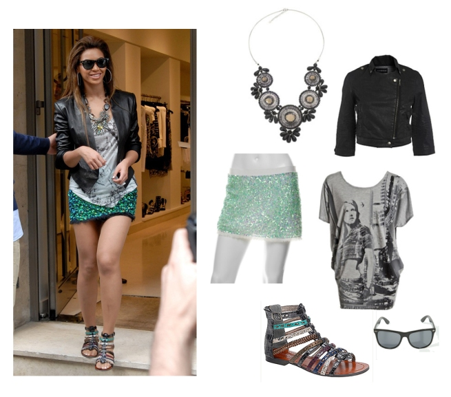 Beyonce Shopping Get the Look copy
