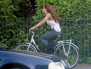 beyonce bike dublin