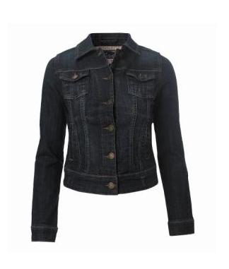 Demin Cropped Jacket £25 newlook.co.uk