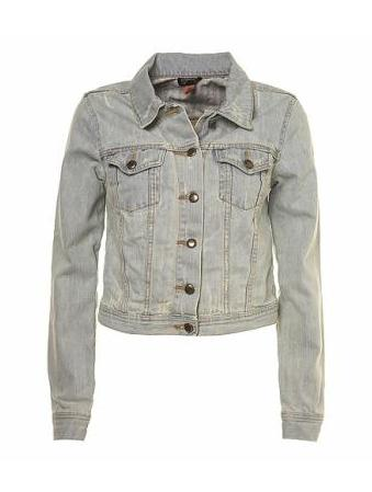 Denim Jacket £40 topshop