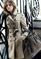 Emma Watson Burberry AW09 4