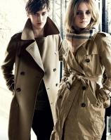 Emma Watson Scarf Burberry