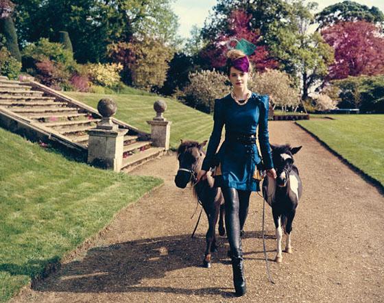 Emma Watson Teen Vogue 4