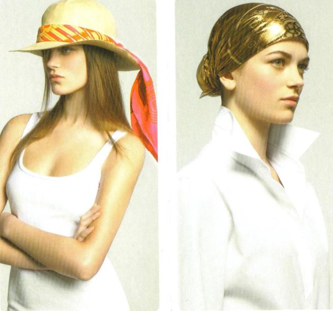 Hermes Head Scarves