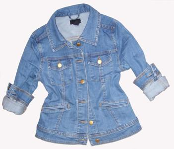 H&M Denim Jacket €34.99 lo-res