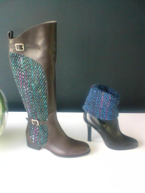 Jimmy Choo Donegal Tweed