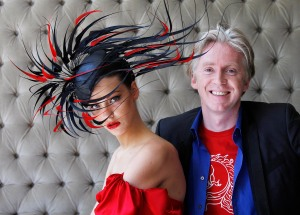 Lyons & Philip Treacy  4