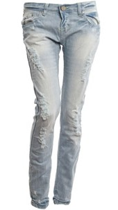 Republic Crafted Skippn Ripped Jeans £29.99