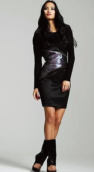 River Island AW09 Structured