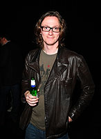 Ed Byrne Jaguar XJ Launch Party