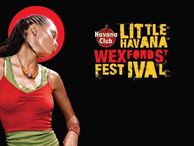 Little Havana Festival Wexford Street