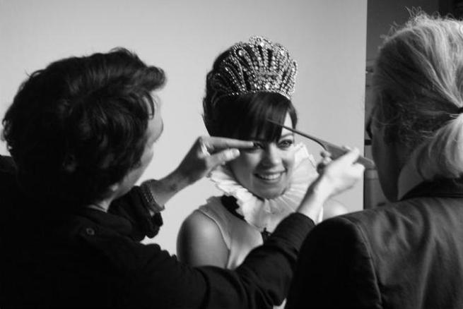 Preview Lily Allen Chanel Shoot