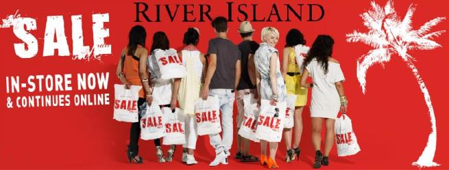 River Island Sale Summer 2009