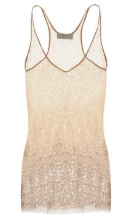 Stella McCartney Sequin Tank