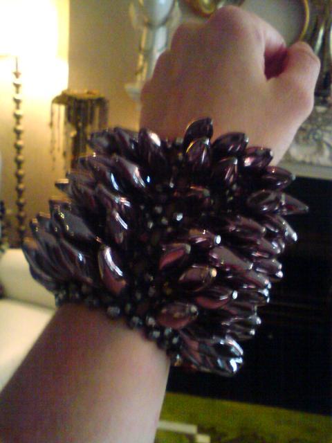 Appolo silver spike stretch Bracelet €28 lo res