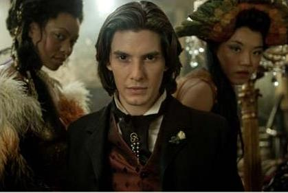 Ben Barnes & Ladies Dorian Grey