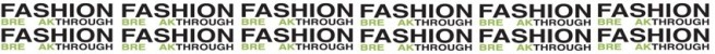 Fashion Breakthrough Logo