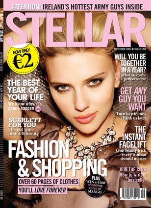 Stellar Magazine €2!