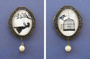 Tina Tarnoff Brooches at Etsy copy