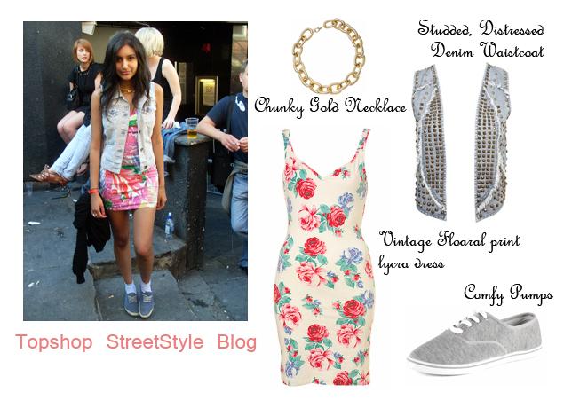 Topshop Street Style Blog 1
