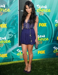 Vanessa Hudgens Teen Choice Awards
