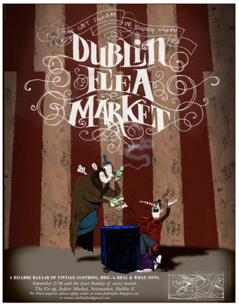 Dublin Flea Market September 27th