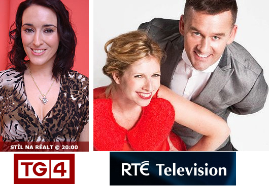 TG4 Stil na Realt RTÉ Of The Rails