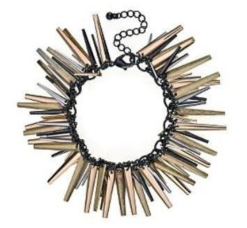 Therapy spike bracelet £12 House of Fraser