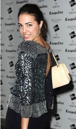 Amber Le Bon Wallis Cardigan