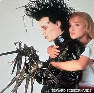 Edward Scissorhands 1