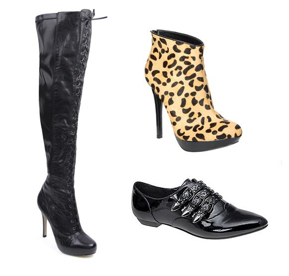 High Street Footwear AW09