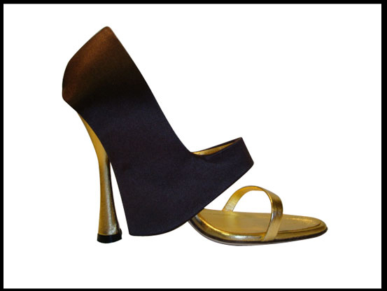 Innamore €585 Manolo Blahnik Brown Thomas