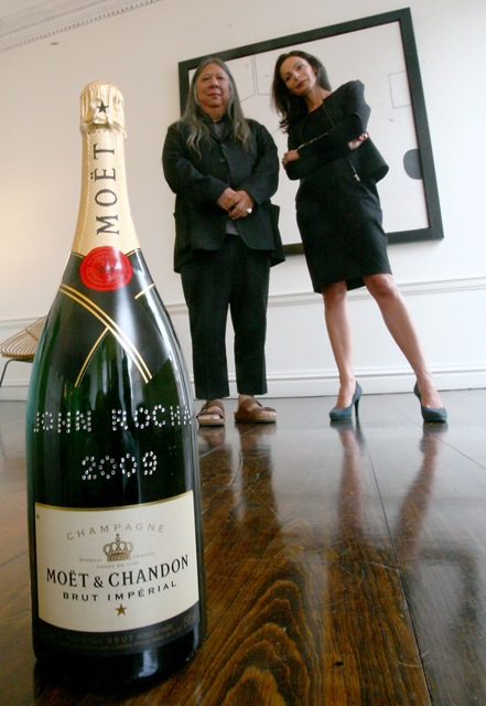 John Rocha Moet Celebration