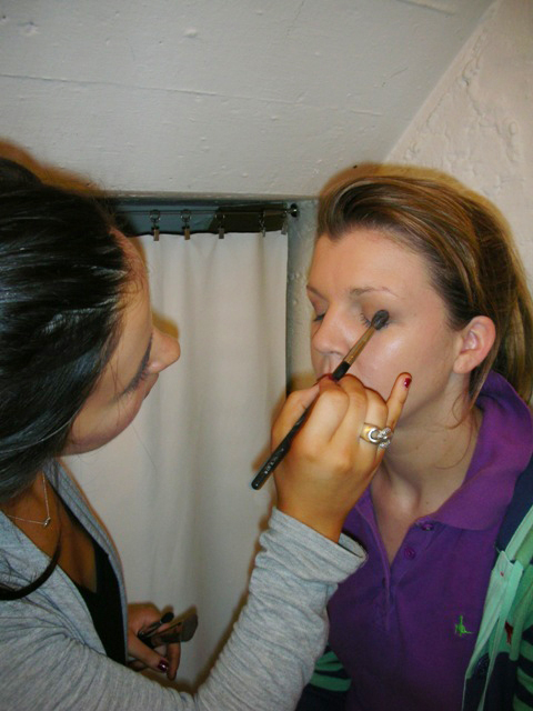 Me in Make-up