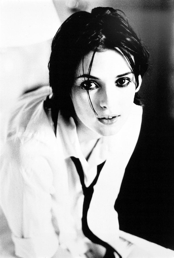Winona Ryder by Ellen Von Unwerth 1994