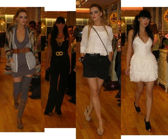 Zuku by KSO Awear Launch Fashion Show models