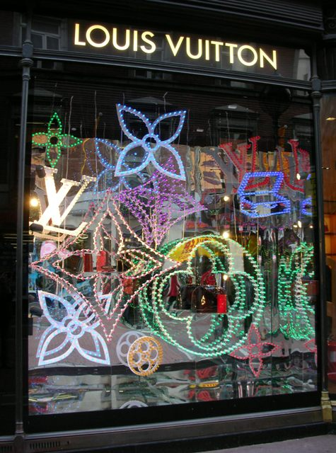 f710ea713ef Brown Thomas Louis Vuitton Christmas Window 2009 | Whisty