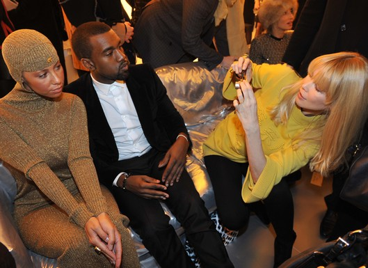 Claudia Schiffer Kanye Amber Rose Chanel Couture | Whisty