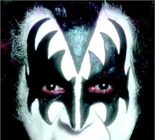 Kiss And Make Up Gene Simmons Whisty
