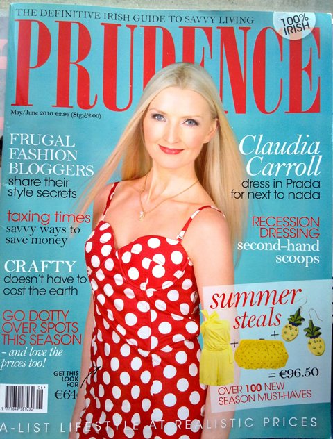 Prudence Mag Cover