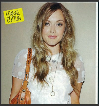 Fearne Cotton Zara Taylor Jewellery More Magazine